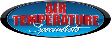 Logo for Air Conditioning Service Company with offices in Temecula and San Diego